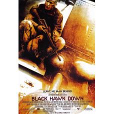 Black Hawk Down Movie Poster 27 x 40