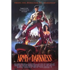 Army of Darkness Movie Poster 27 x 40