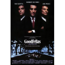 Goodfellas Movie Poster 27 x 40