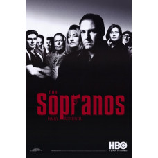Sopranos Movie Poster 27 x 40
