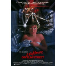 Nightmare on Elm Street Movie Poster 27 x 40
