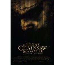 Texas Chainsaw Massacre Movie Poster 27 x 40