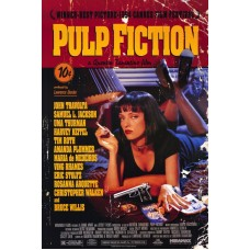 Pulp Fiction Movie Poster 27 x 40
