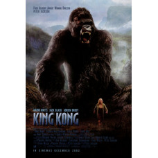 King Kong Movie Poster 27 x 40