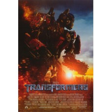 Transformers Movie Poster 27 x 40