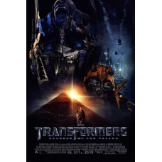 Transformers 2 Movie Poster 27 x 40