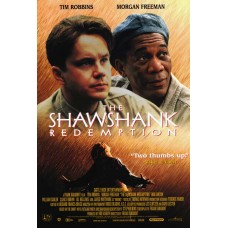 Shawshank Redemption Movie Poster 27 x 40