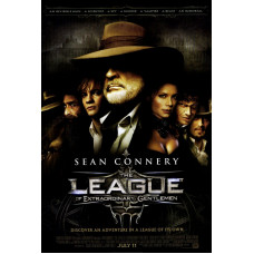 The League of Extraordinary Gentlemen Movie Poster 27 x 40