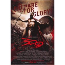 300 Movie Poster 27 x 40