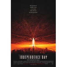 Independence Day Movie Poster 27 x 40
