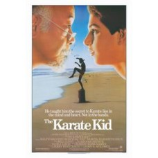 Karate Kid Movie Poster 27 x 40
