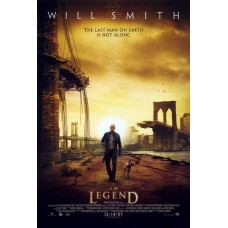 I Am Legend Movie Poster 27 x 40