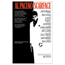 Scarface Movie Poster 27 x 40