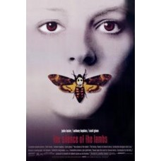 Silence of the Lambs Movie Poster 27 x 40