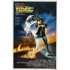 Back to the Future Movie Poster 27 x 40