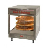 "12"" Pizza / Pretzel Display Warmer"