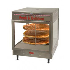 "18"" Pizza / Pretzel Display Warmer"