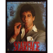 Scarface Framed Picture (S1)