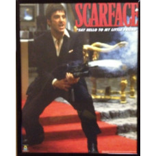 Scarface Framed Picture (S3)