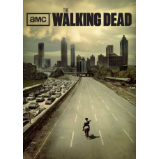 The Walking dead - Original Movie Poster 27 x 40
