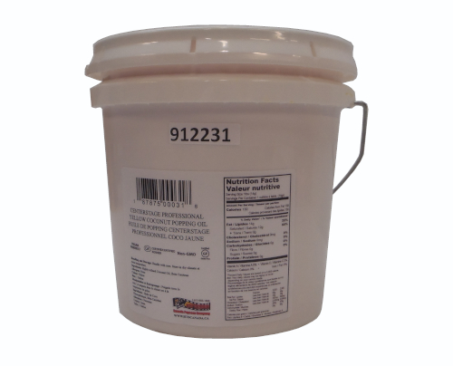 Centerstage Professional Bulk Popcorn Oil - 1 Gallon